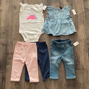 Baby Gap 6-12 months Bundle Brand New With Tags!!!